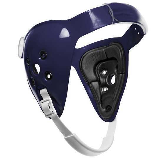 bc4675d09a Matman Two Strap Halo Lightweight Adult Earguard Wrestling Headgear Navy  for sale online | eBay