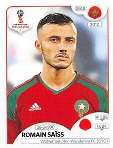 stickers-Panini-coupe-du-monde-Russie-2018-N-157