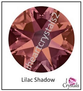 69ed0e641f6 Image is loading LILAC-SHADOW-3mm-12ss-144-pieces-SWAROVSKI-Crystal-
