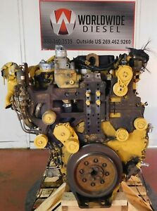 2008-CAT-C-13-LEE-Diesel-Take-Out-Engine-Good-For-Rebuild-Only