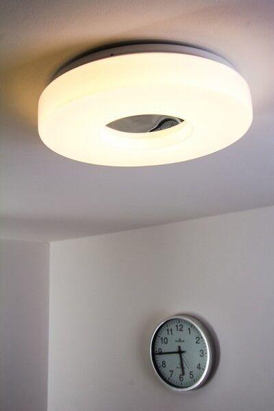Moderna Plafoniera Plafoniera Plafoniera LED Lampada Bianco faretti corridoio bagno ingresso salotto camera del sonno 577231