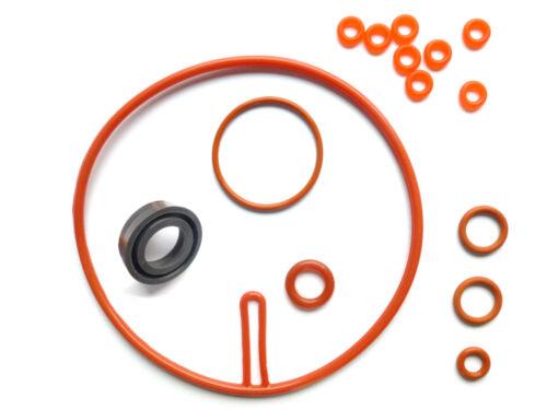 Wartungsset o-ring guarnizione adatto per SAECO Magic Royal termoblocco-set070