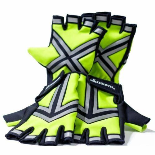 Haltz Gloves Nighttime Half Gloves