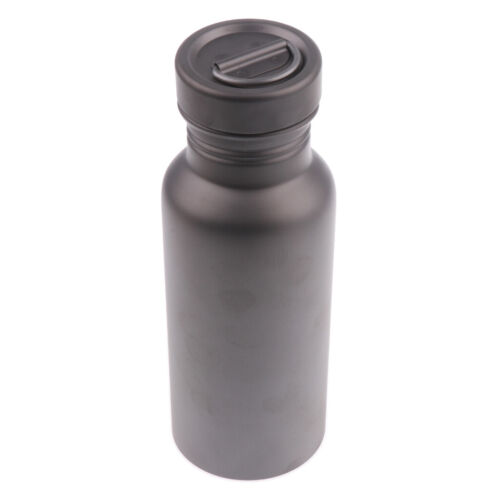 Titanio Sport Isolato Bottiglia d/'acqua Borraccia Flask Tenuta Tea Pot