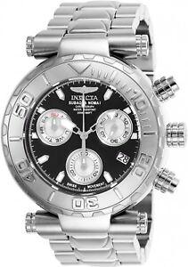 25797-Invicta-Subaqua-Noma-I-Ltd-Ed-Swiss-Quartz-Chrono-SS-Men-039-s-Bracelet-Watch