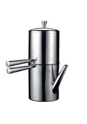 ILSA NAPOLETANA CAFFETTIERA INOX TAZZE 3 ARTICOLO 8