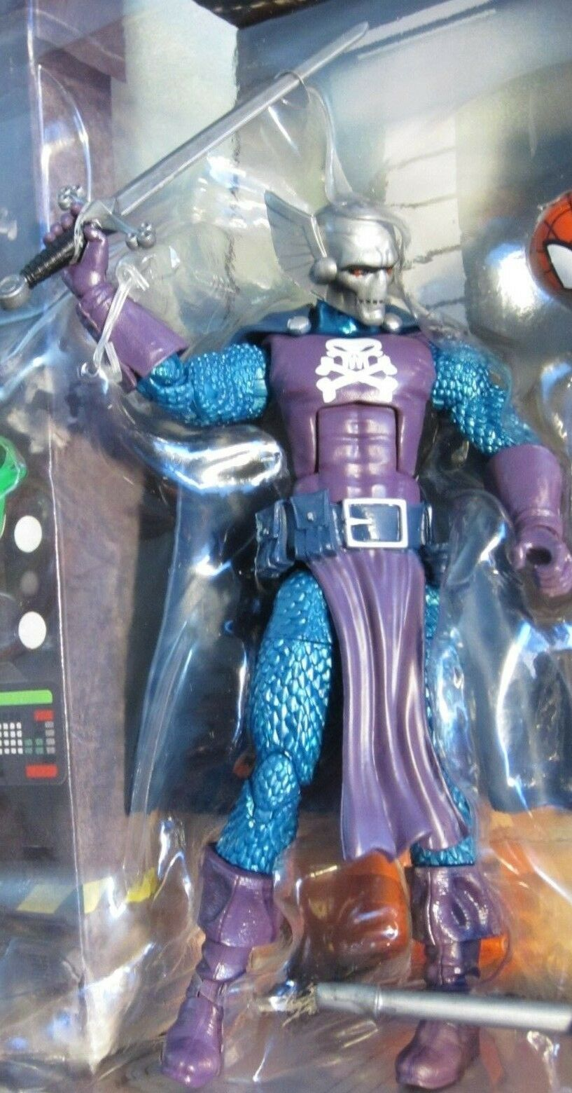 Marvel Legends 6  Dread Knight The Raft SDCC Exclusive Figure New Mint Loose