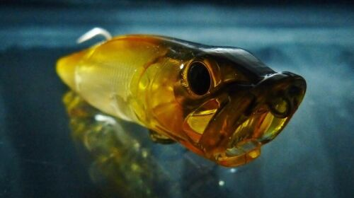 1 x WHITING POPPER POP Surface Fishing Lure FREE SHIPPING Bream Bass Honey