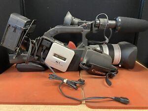 Canon-XL1-3CCD-video-numerique-camrecorder-NTSC