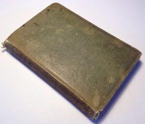 Kavanagh-Henry-Wadsworth-Longfellow-1850-Antique-Hardback-Book