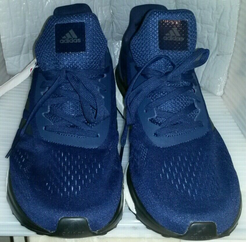 ADIDAS ResponsE IT NEW MenS NAVY blueE RunninG ShoE SIZE 10.5  CP9551