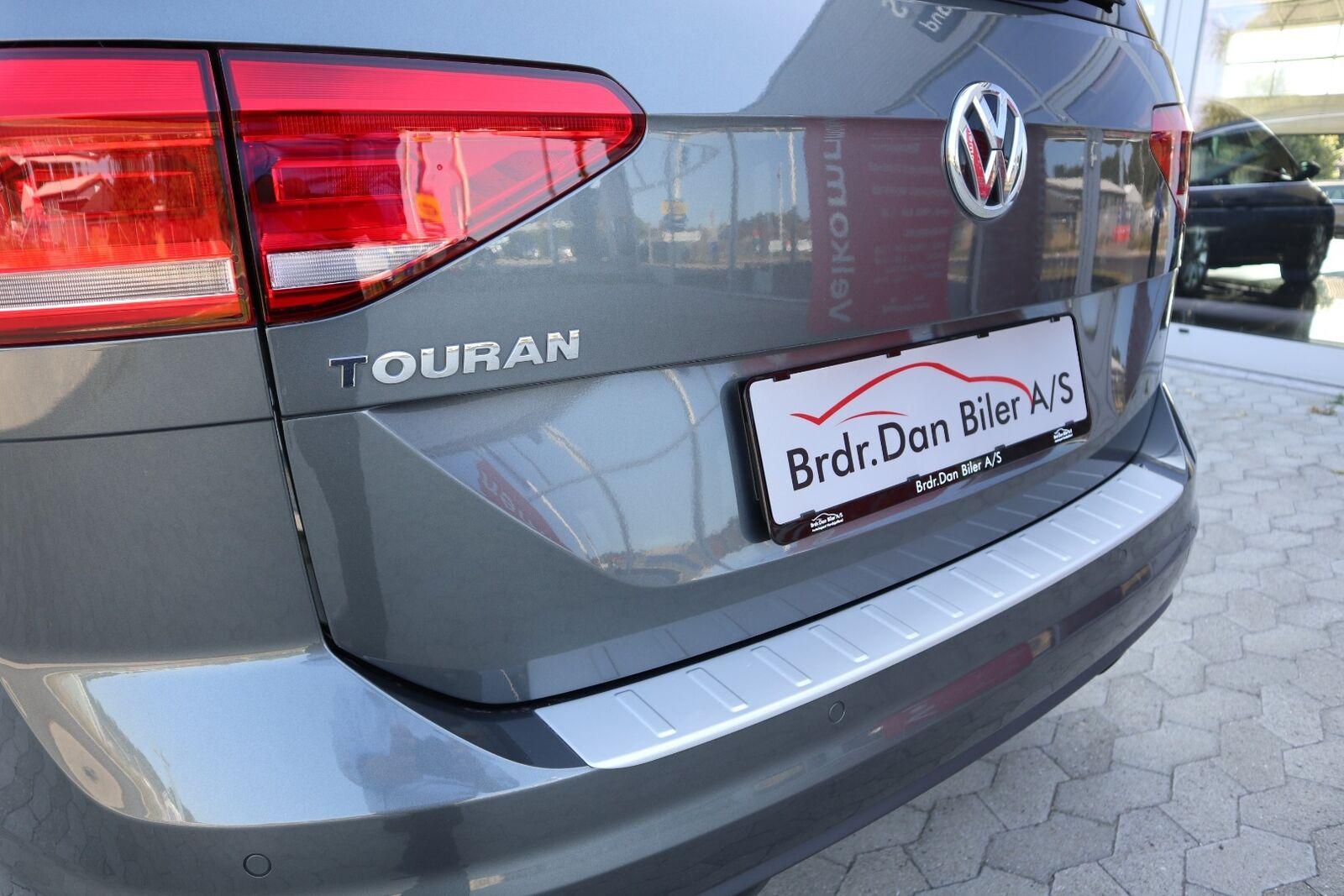 VW Touran 1,6 TDi 115 Comfortline Connect DSG 7prs