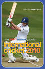 ESPN Cricinfo Guide to International Cricket  2010: 2010 by Steven Lynch (Paperback, 2009)