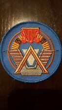 """Stargate SGC Command  Logo 3.5"""" Uniform Patch"""