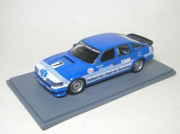 Rover Vitesse Ic No.7 British Saloon Car Champion 1984