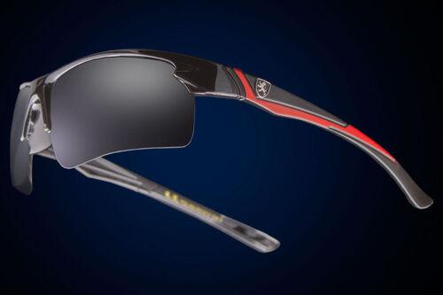 Polarized Sport Wraparound Driving Exotic Sunglasses with 100/% UV Lenses