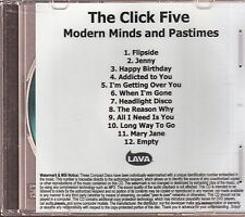 the click five  limited edition cd
