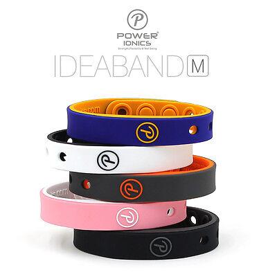New Power Ioncs Kids Lady Boy Bio Sports IDEDBAND MINI Wristband Bracelet Band