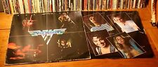 Van Halen - Rare 1978 Debut Album Vinyl LP - 7th Best Guitar Album EVER ♫