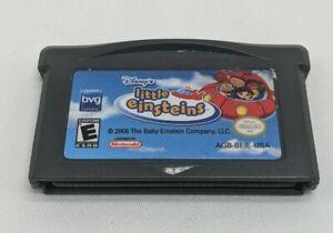 Disney's Little Einsteins Gameboy Advance Game Boy GBA Cartridge Tested