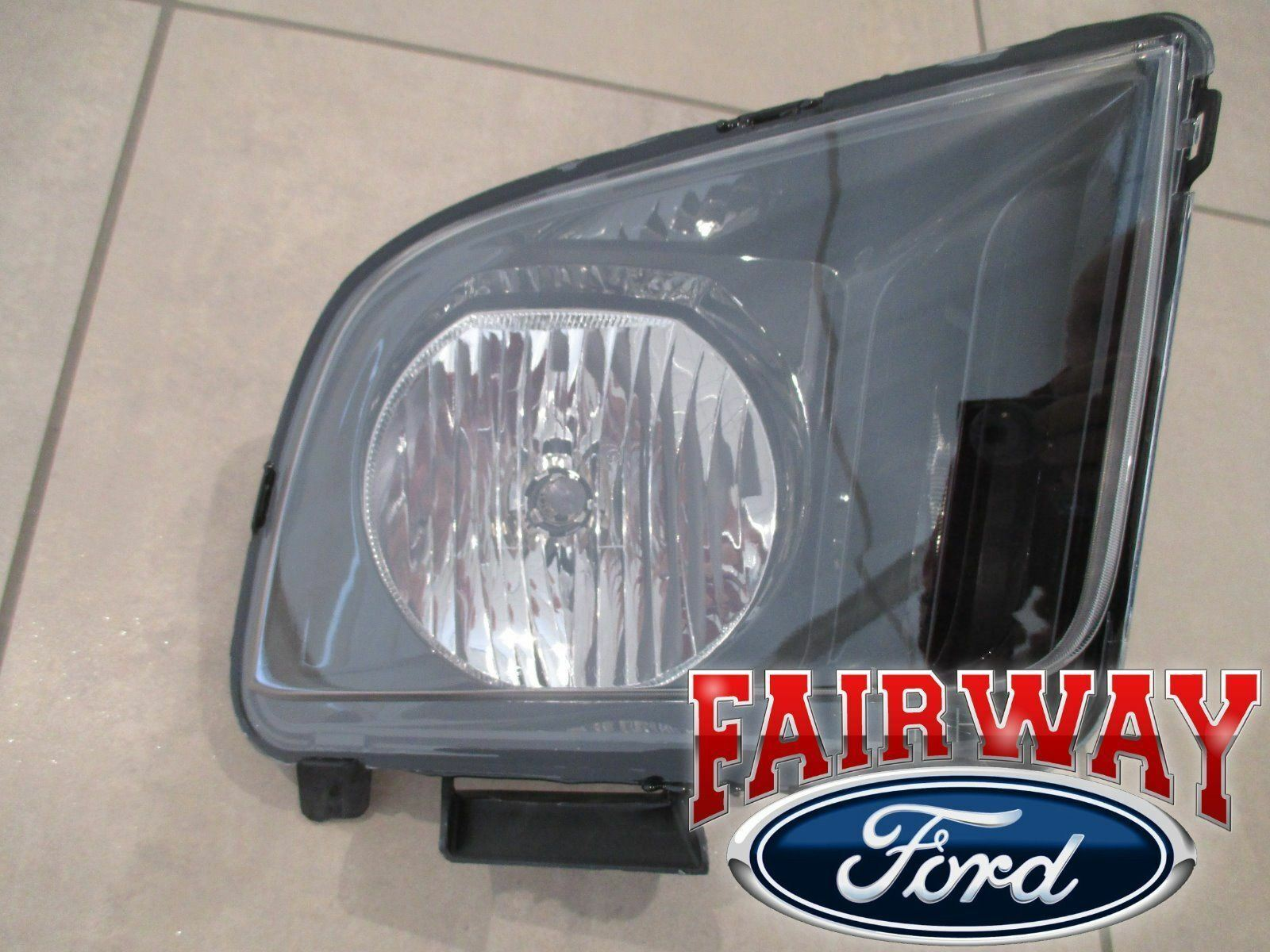 Ford mustang oem headlamp asy 7r3z13008c parts accessories