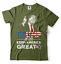 Keep-American-Great-Trump-2020-T-shirt-Donald-Trump-45-President-T-shirt thumbnail 7