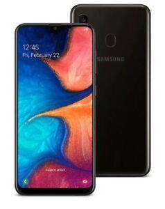 """NEW Samsung Galaxy A20 2019 [32GB/3GB 4G LTE 6.4""""] Black Unlocked [AU Stock]"""