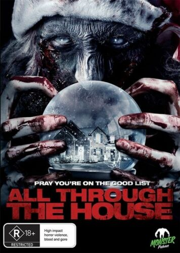1 of 1 - All Through The House (DVD, 2016)