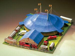 Circus-Roncalli-1-100-fuer-Spur-H0-Kartonmodell-Bausatz