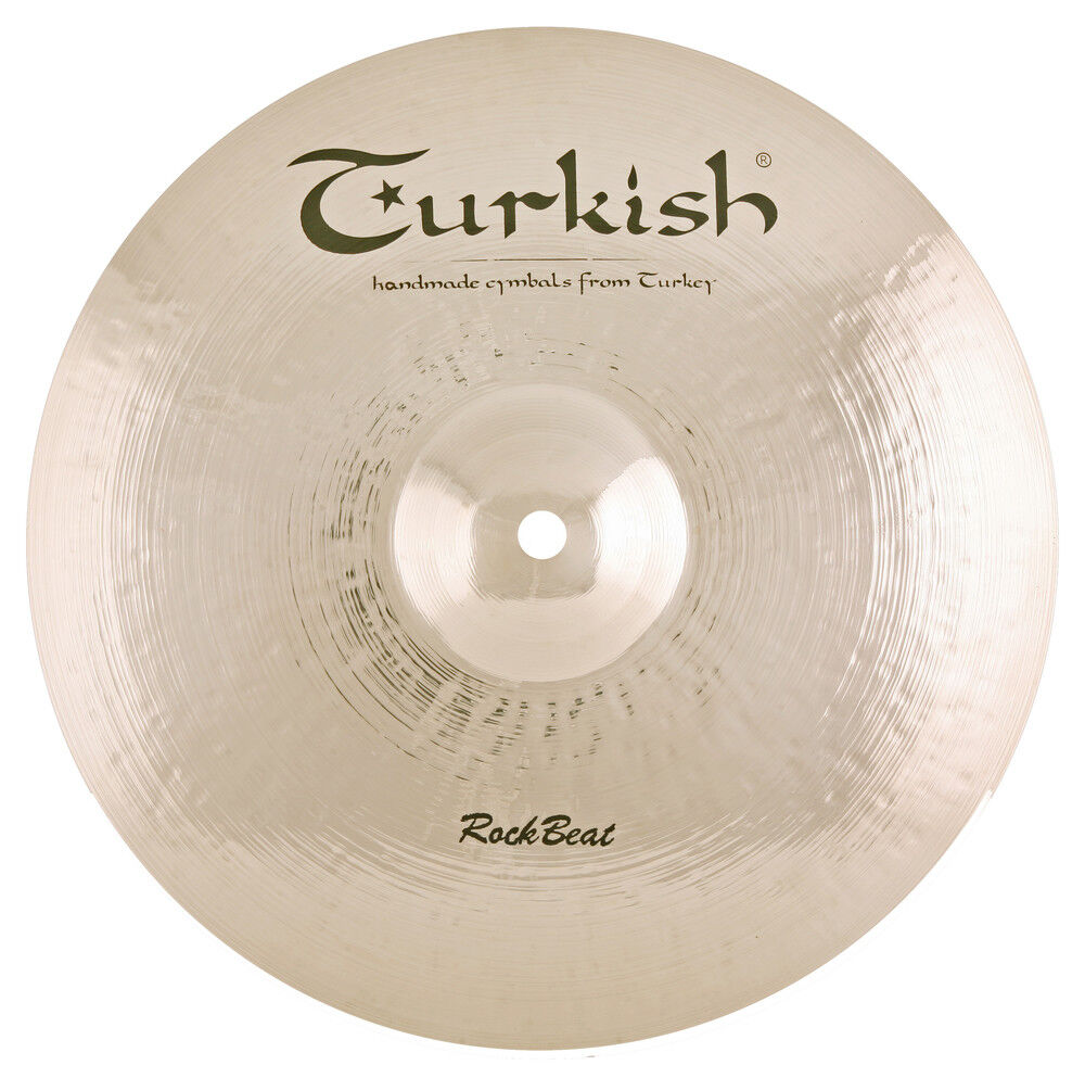 The Turkish Cymbals Rock Series 16-Zoll Rock Beat Crash Rock RB-CRR16