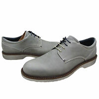 Ecco Mens Ian Plain Toe Lace Up Derby Business Casual Dress Shoes