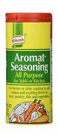 Knorr All Purpose Aromat Seasoning 3oz./85g Free Shipping