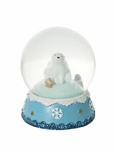 Mousehouse-Polar-Bear-Snow-Globe-Christmas-Home-Decoration-Xmas-Gift-Present