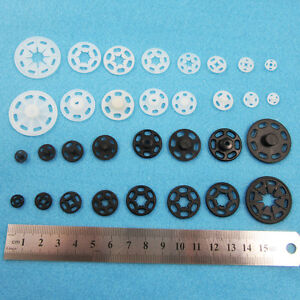 BLACK-OR-WHITE-SEW-ON-SNAP-FASTENERS-POPPER-PRESS-STUDS-8-SIZES