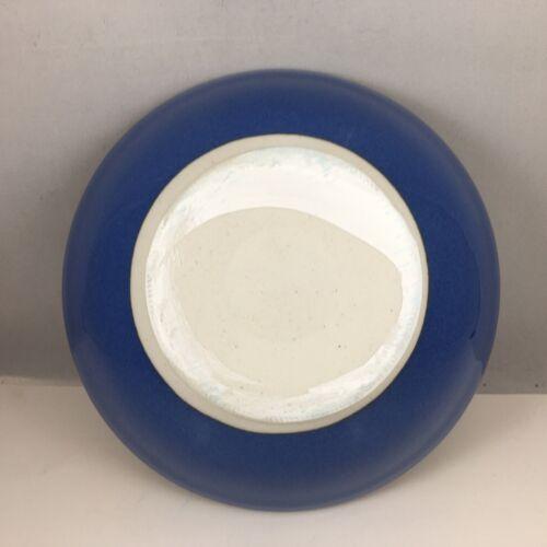 "Japanese Suribachi Mortar Food Preparation Bowl 7.5/""D Ceramic Blue Made in Japan"