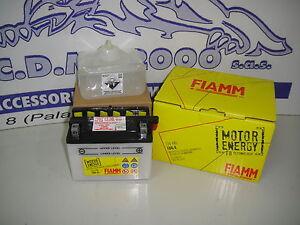BATER-A-FIAMM-YB4-CON-EL-ACIDO-BENELLI-Pepe-Pepe-LX-50-1999-2000