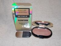 Ultima Ii Skin Brightening Medium To Deep Translucent Powder .32 Oz Rare