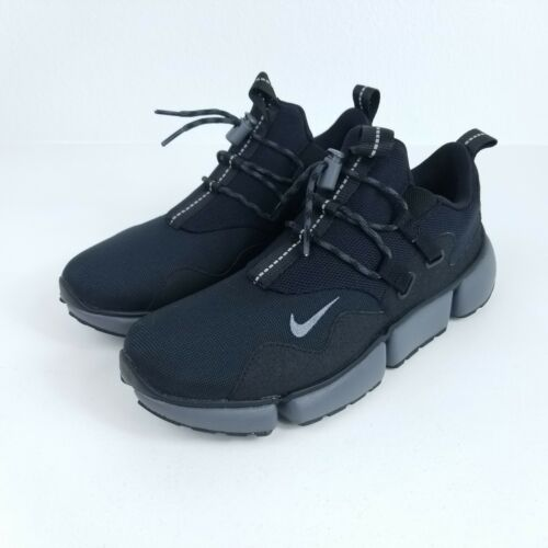 Nike 11 003 Negro Hombre Zapatos 898033 Knife Pocket Gris Dm Sz SrPS7f