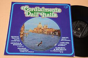 EQUIPE-84-DIK-DIK-GIANNA-NANNINI-LP-CORDILAMENTE-DALL-039-ITALIA-LAMINATA-NM
