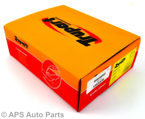 Citroen Peugeut Renault Rear Axle Brake Shoes Pads Drum Brakes Petrol Diesel