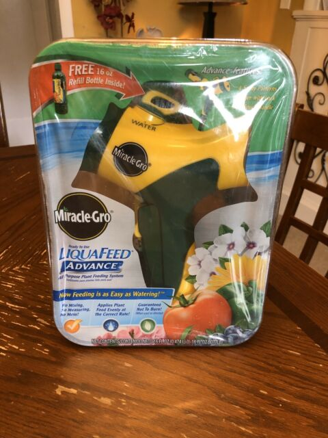 Ready To Use LIQUAFEED Advance (miracle gro)-SEALED