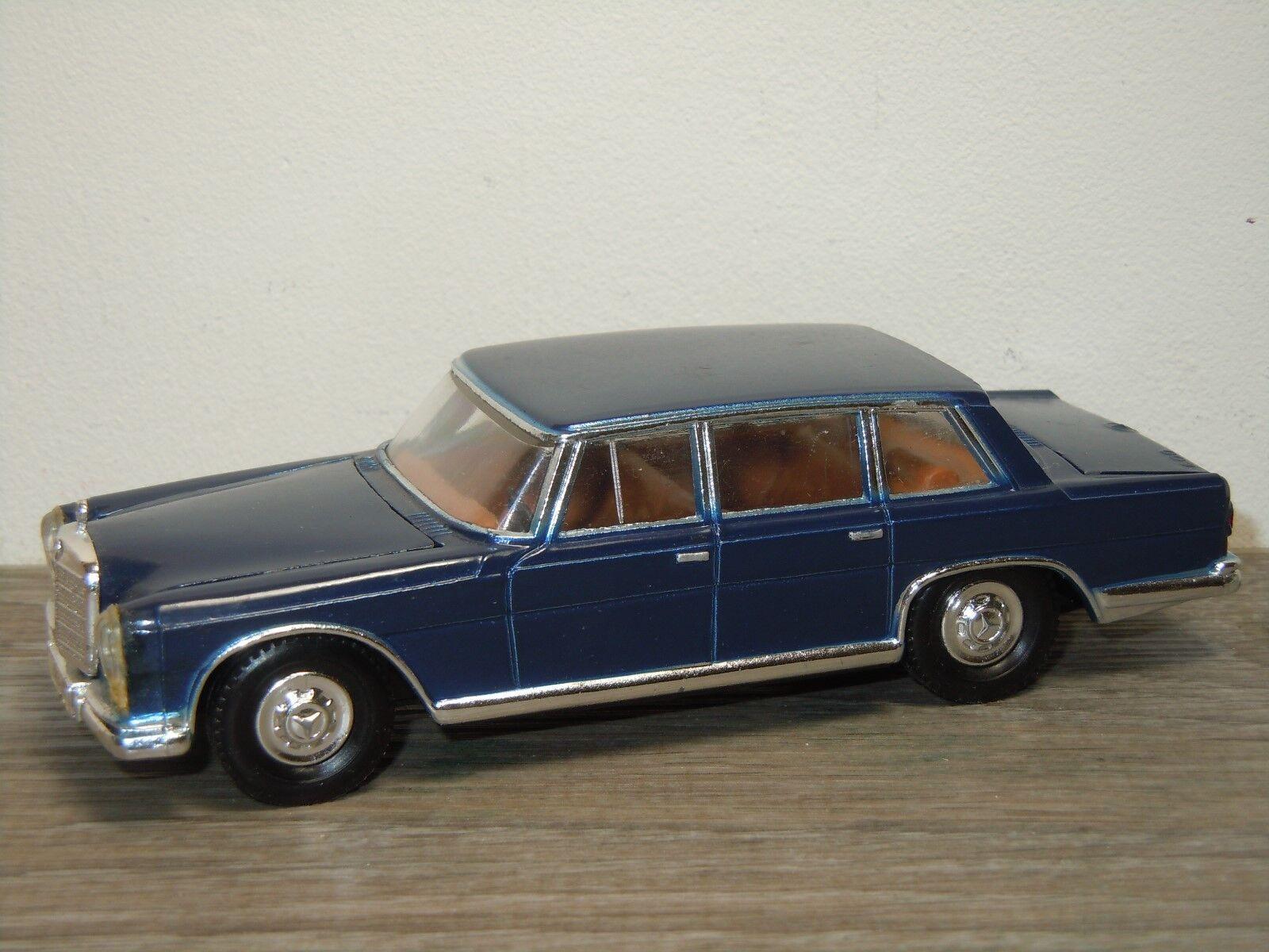 Mercedes  600 Pullhomme - RW Modell Gerhommey 1 43 34365  magasin d'usine de sortie