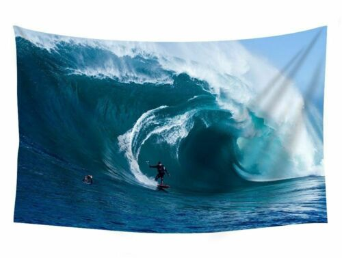 Great Sea Waves Hippie Tapestry Room Wall Hangings Psychedlic Throw Tapestries