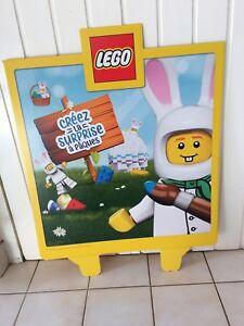 Jaune Sur Décoration Carton Pub Détails Jouet Plv Affiche Lego Chambre Duplo Enfant 0Nvmy8nwOP