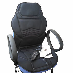 Image Is Loading Xmas Gift Heated Seat Cover Topper Chair Cushion