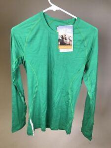 ICEBREAKER Men/'s Merino Wool Men/'s 150 Relay Long Sleeve Crew Shirt NEW