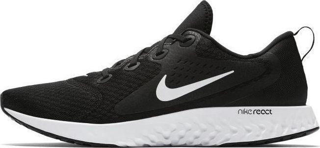 hombre Nike Legend Legend Nike reaccionar running zapatos Negro / Blanco tallas 8 - 13 NIB aa1625-001 77192e