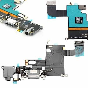 For-iPhone-6-Dock-Connector-Charging-Port-Headphone-Jack-Flex-Cable-Replacement