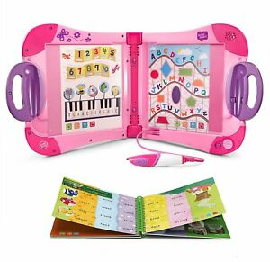 LeapFrog-Leap-Start-Interactive-Learning-System-Pink-Ages-2-New-Toy-Play-Boys
