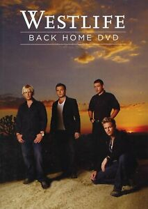 Westlife-Back-Home-DVD-mit-den-Tracks-Home-You-Raise-me-up-Amazing-The-rose-Neu